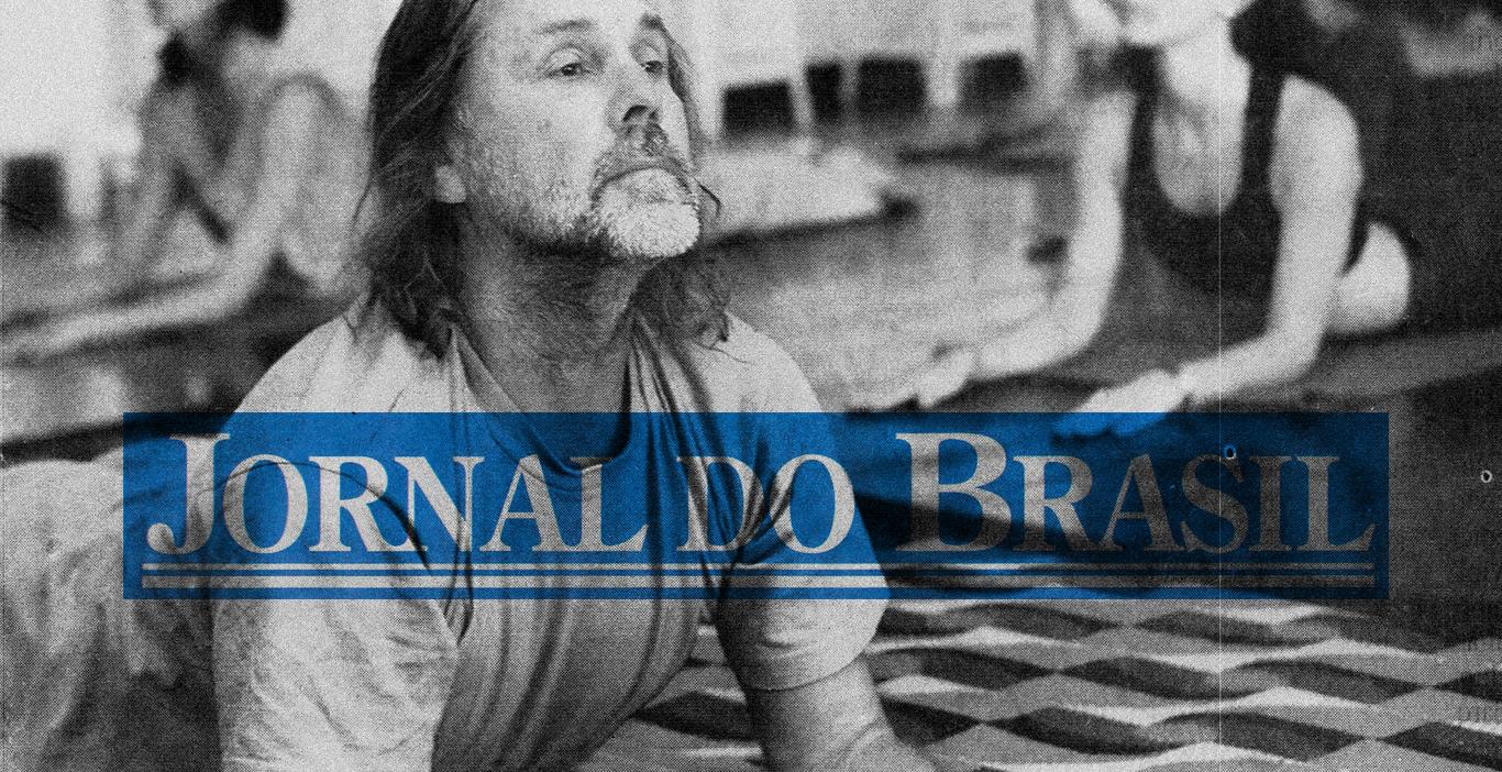 Juliu Horvath e Rita Renha para o Jornal do Brasil