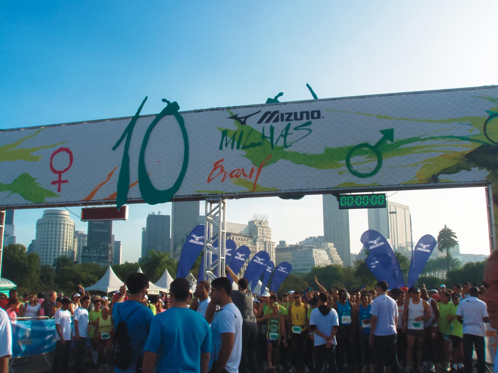 Corrida Mizuno 10 Milhas | Equipe GYROTONIC®