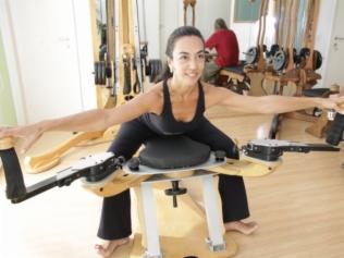 Entrevista de Rita Renha sobre o GYROTONIC® para o Canal GNT