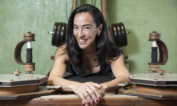 Rita Renha, fisioterapeuta: 'Vivemos a epidemia dos marrentos'