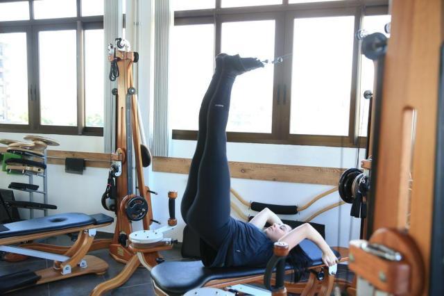 GYROTONIC® com a Pre-Trainer Manuela Coimbra